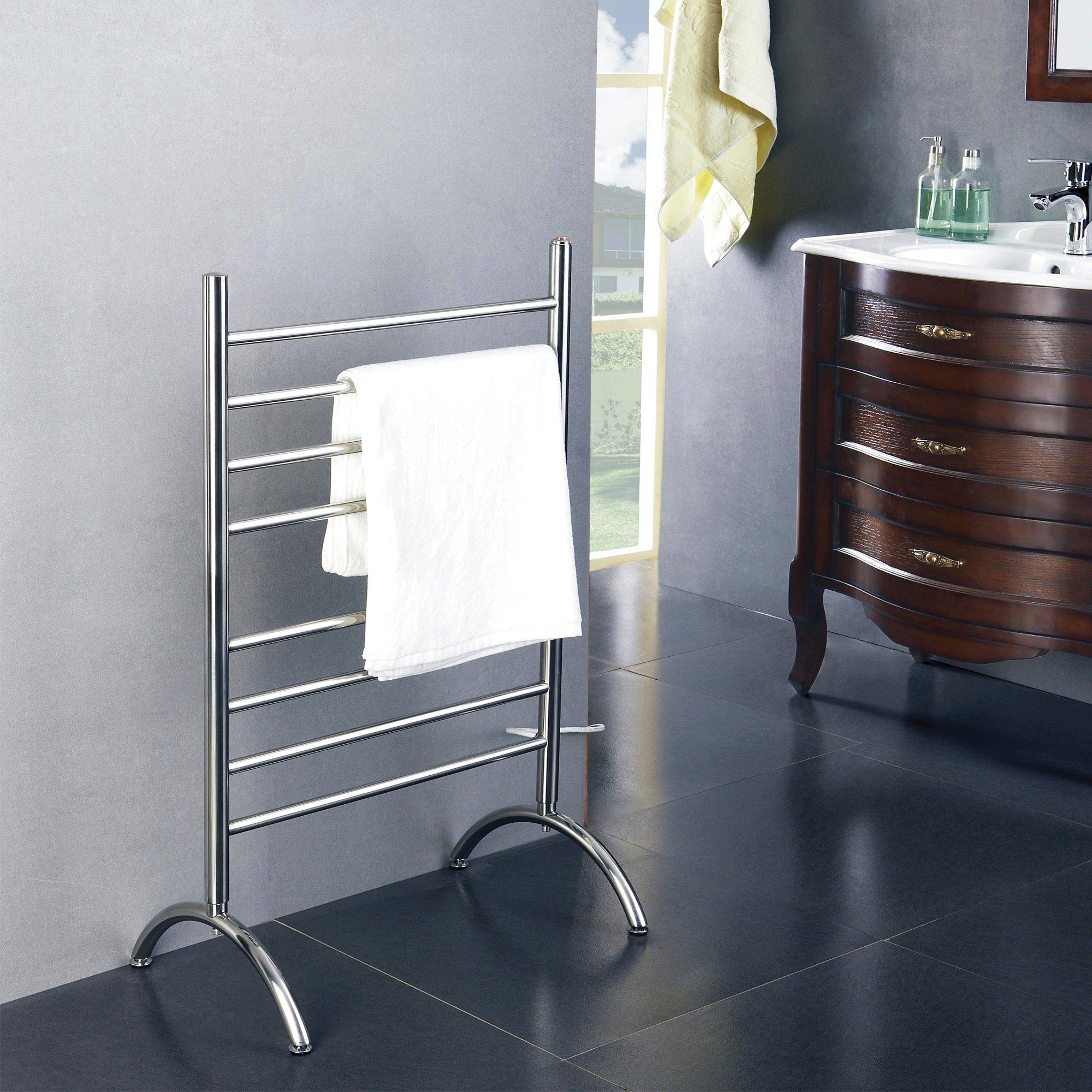 Electric Towel Warmers Heated