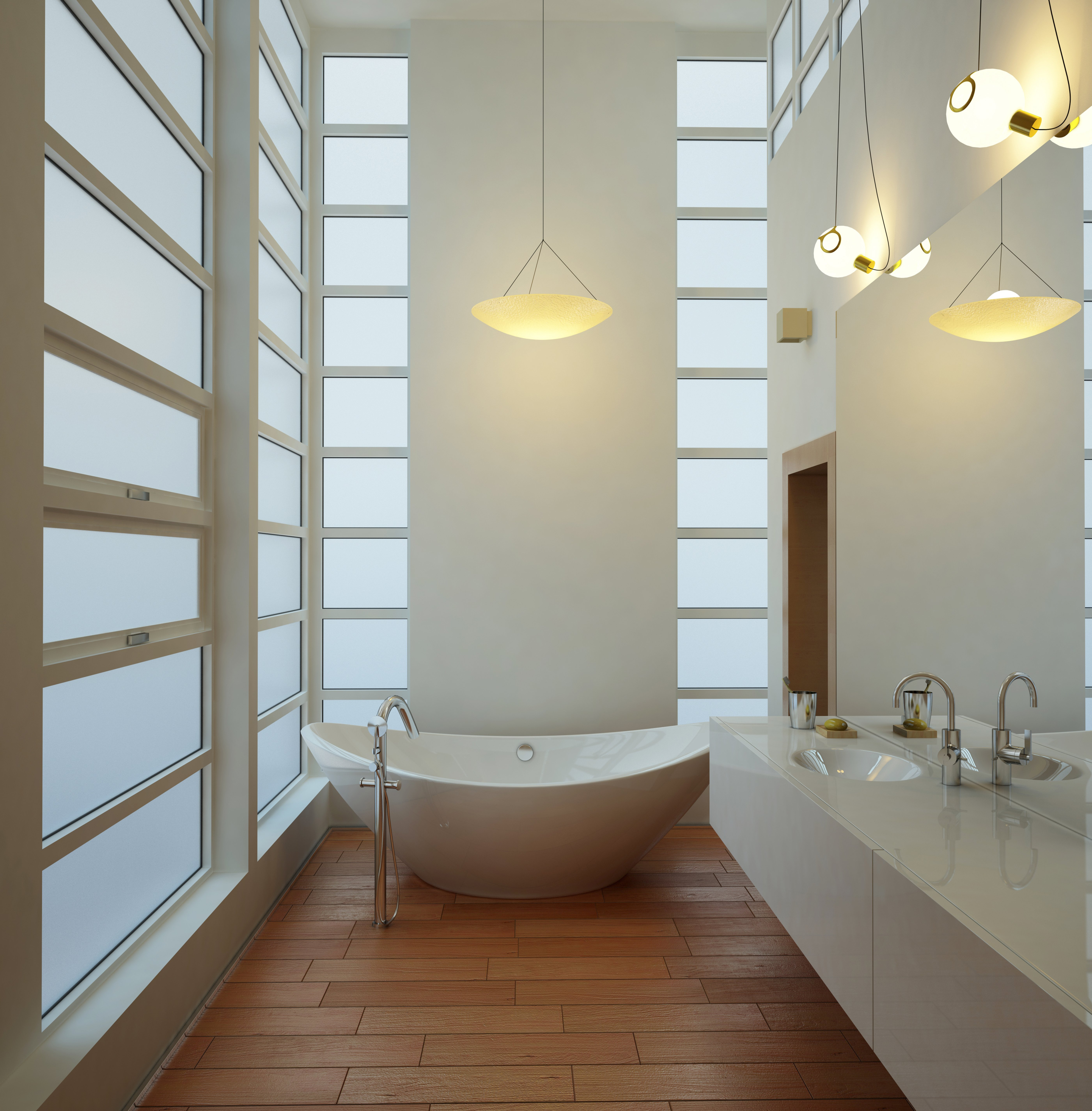 Heated Bathroom Tile: Radiant Heating Systems By WarmlyYours