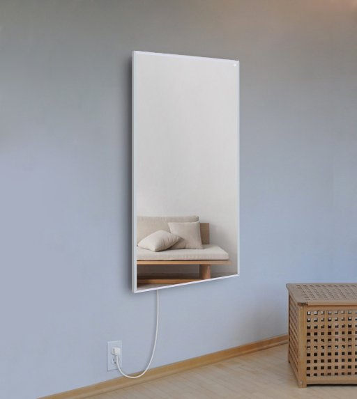 Ember Mirror Radiant Panel 600w 35 X 24 Plug In