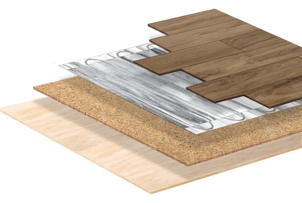 Heated Basement Floors Basement Floor Heating