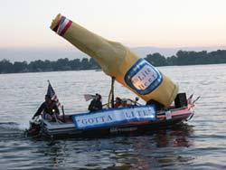 Environ II Boat