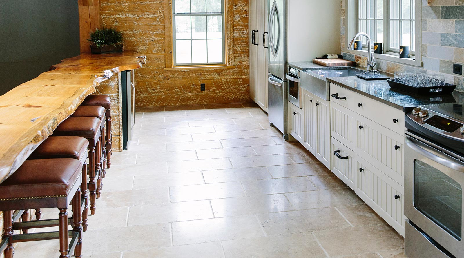 Why Install Floor Heating for Your Kitchen
