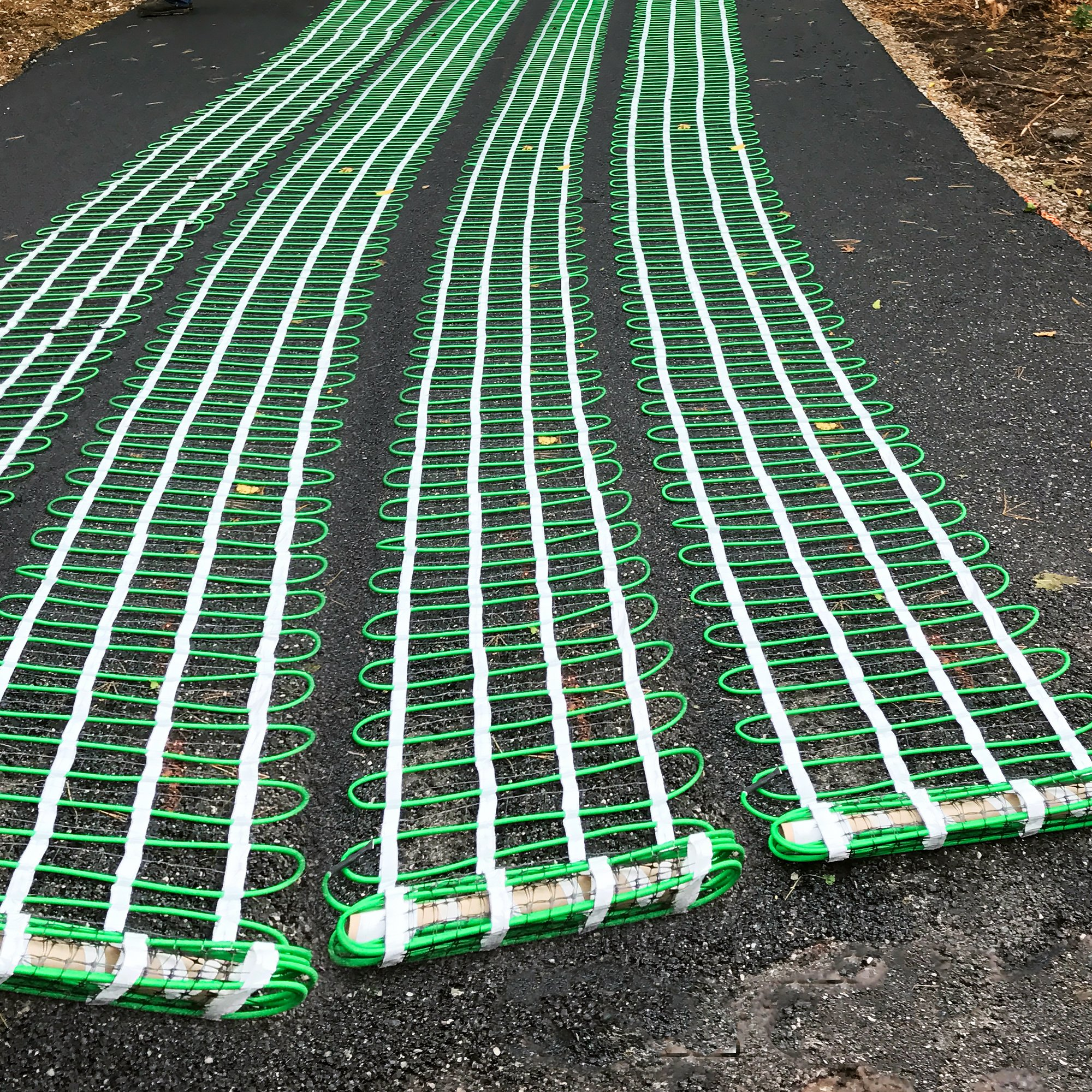heated driveway systems get your electric driveway heating system Electric Dual Zone Heated Driveway