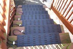 Installing HeatTrak Heated Stairways