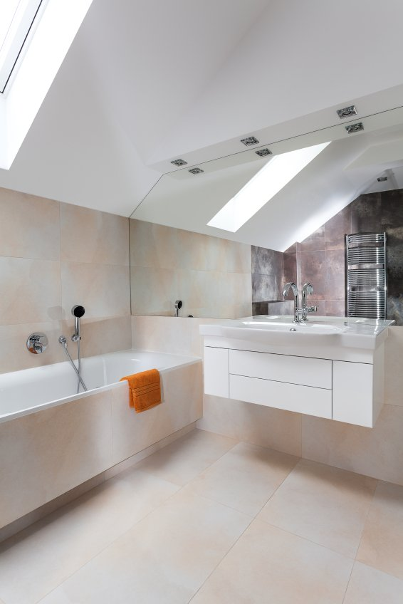 Low Costs for Enhancing a St. Louis Bathroom with Radiant ...