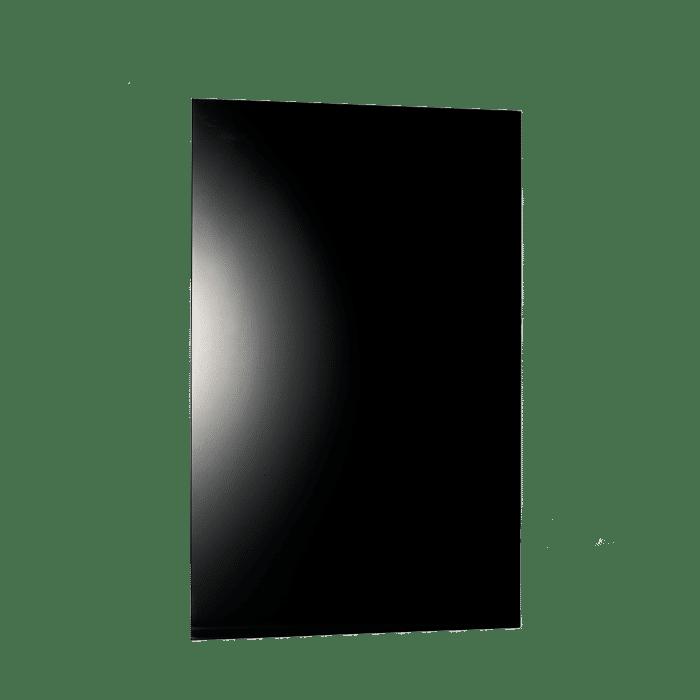 radiant panel ember glass large
