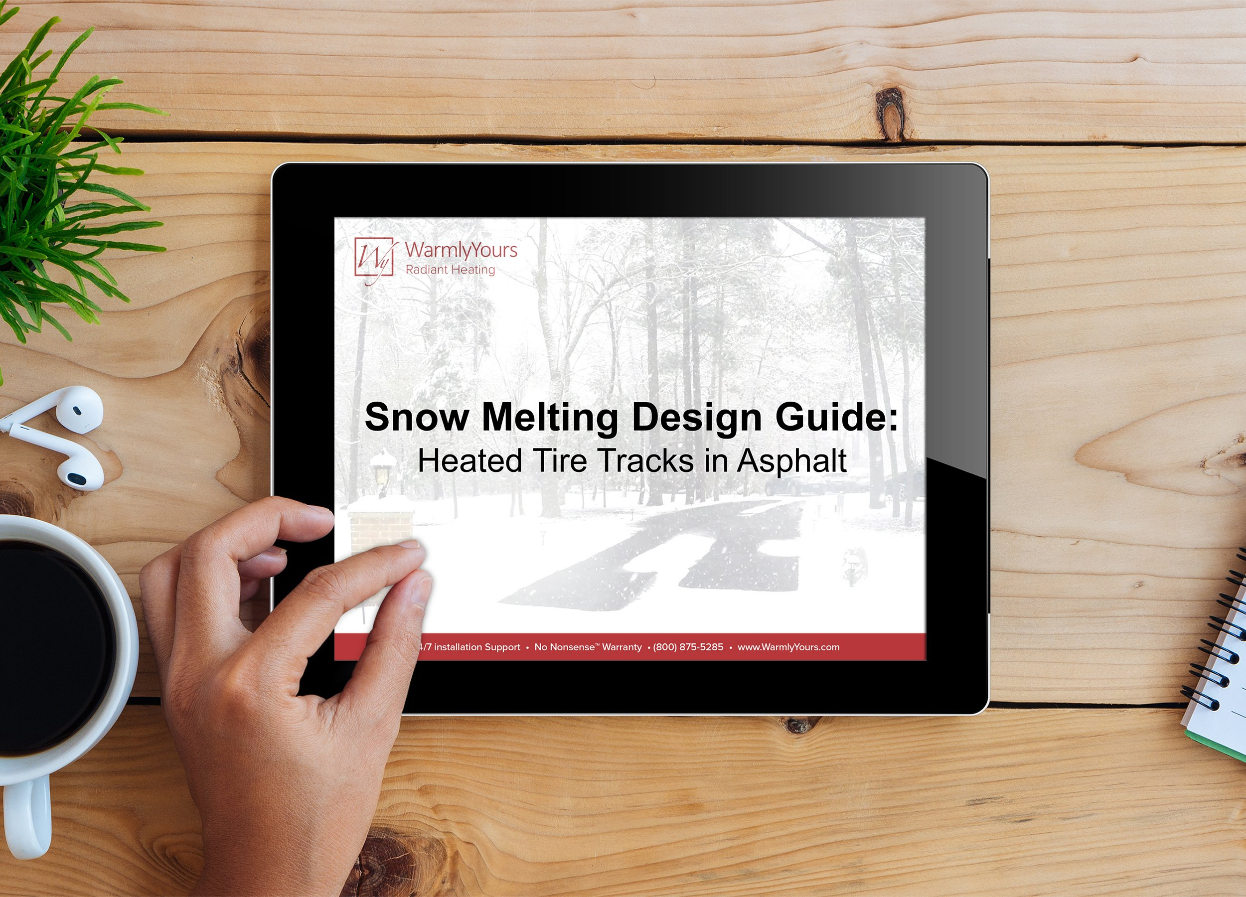 Heated driveway systems get your electric driveway heating system heated driveway design guide solutioingenieria Gallery