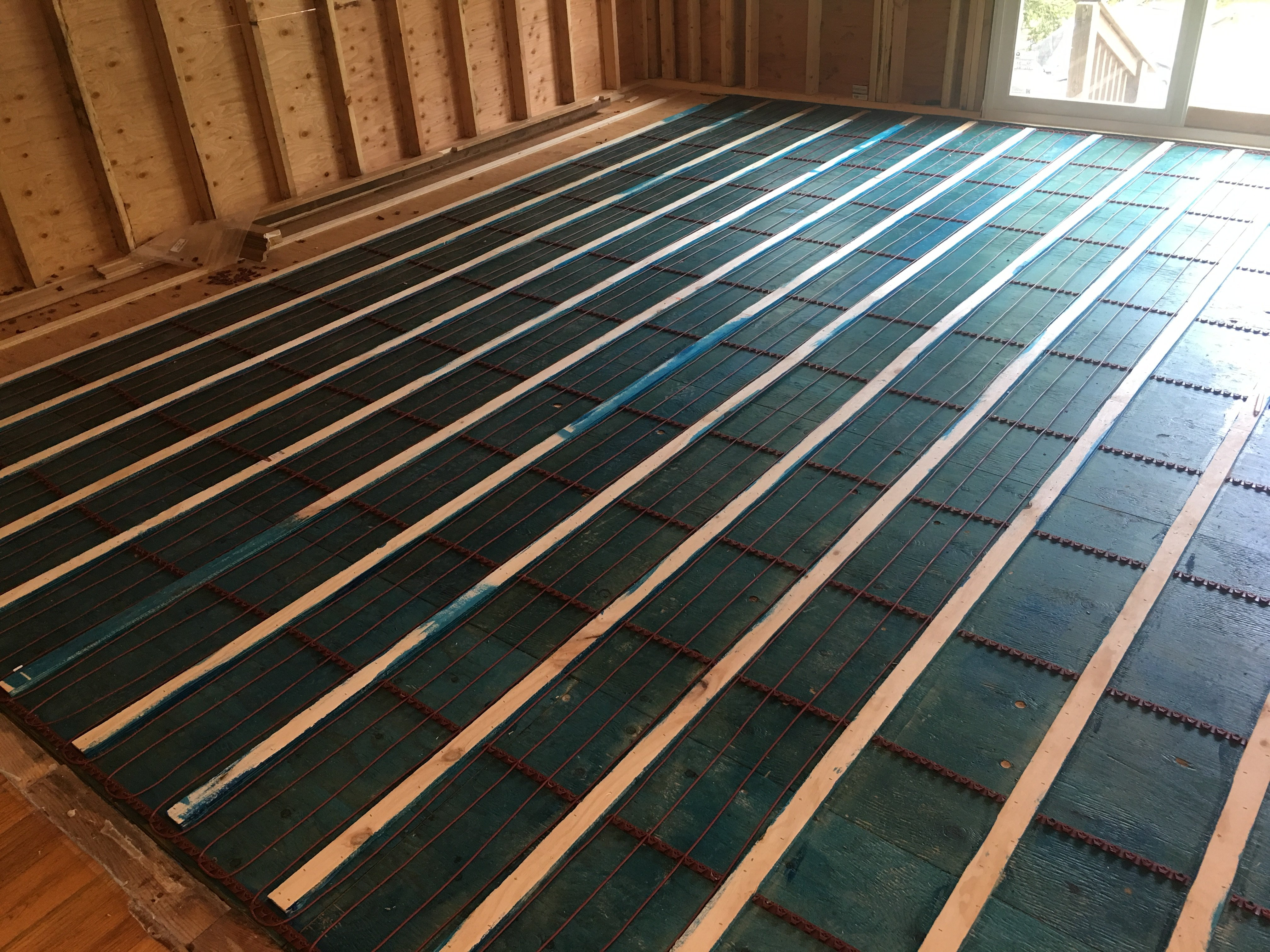 9 Easy Steps To Install Electric Radiant Floor Heating Warmlyyours