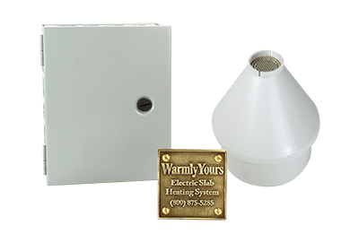 Value Snow Melting System Controls by WarmlyYours