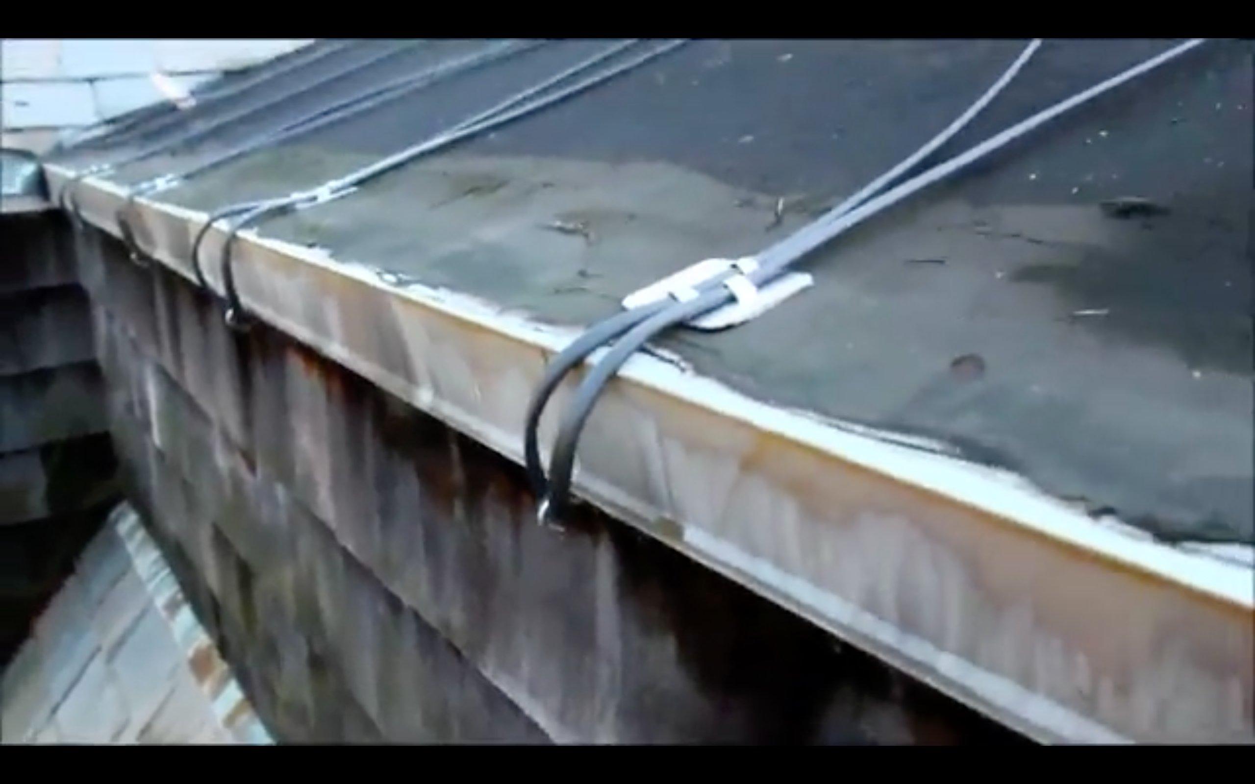 Et Sr 240 05 Roof Gutter De Icing Cable 1 Ft 5 Watts Ft 240 V