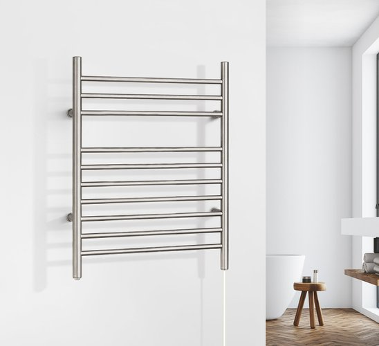 Infinity Plugin Towel Warmer Lifestyle