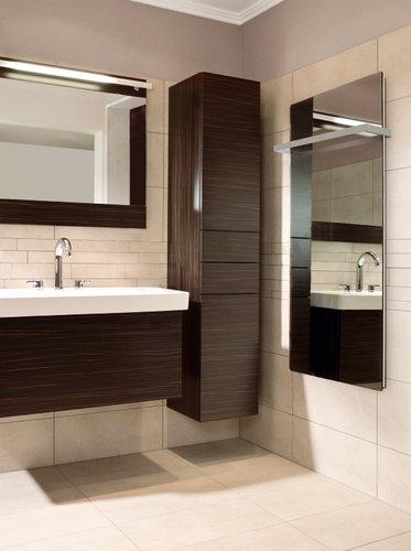 Radiant Panel Lava Towel Bar