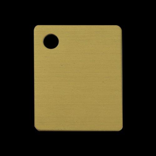 Gold - Towel Warmer Finish Sample