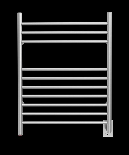 Infinity Towel Warmer Hardwired Front View 1
