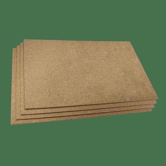 "Cork Insulating Underlayment (24"" x 36"" x 6mm) CORK-SH6MM-2436"
