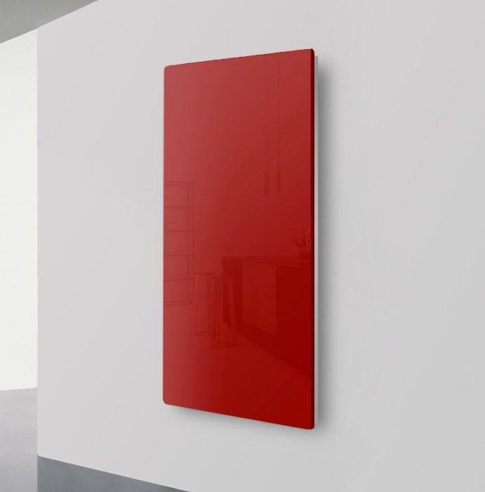 Lava Radiant Panel Red Lifestyle