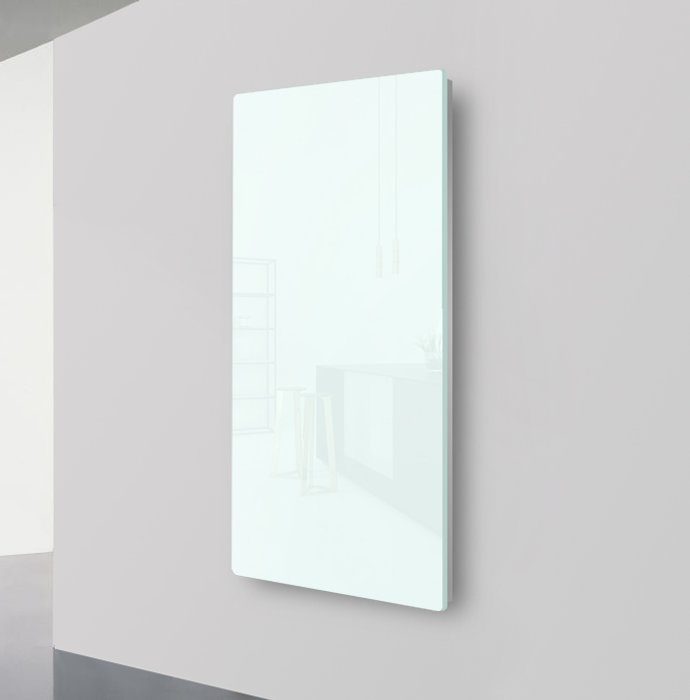 Lava Radiant Panel White Green Lifestyle