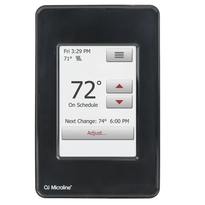 nSpire touch black UDG4-4999-B FRONT