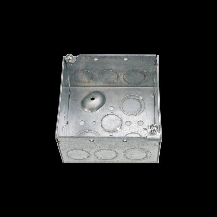 "Electrical Rough-In Part 4"" x 4"" Dual Gang Box FHE-ROUGH-IN-BOX"