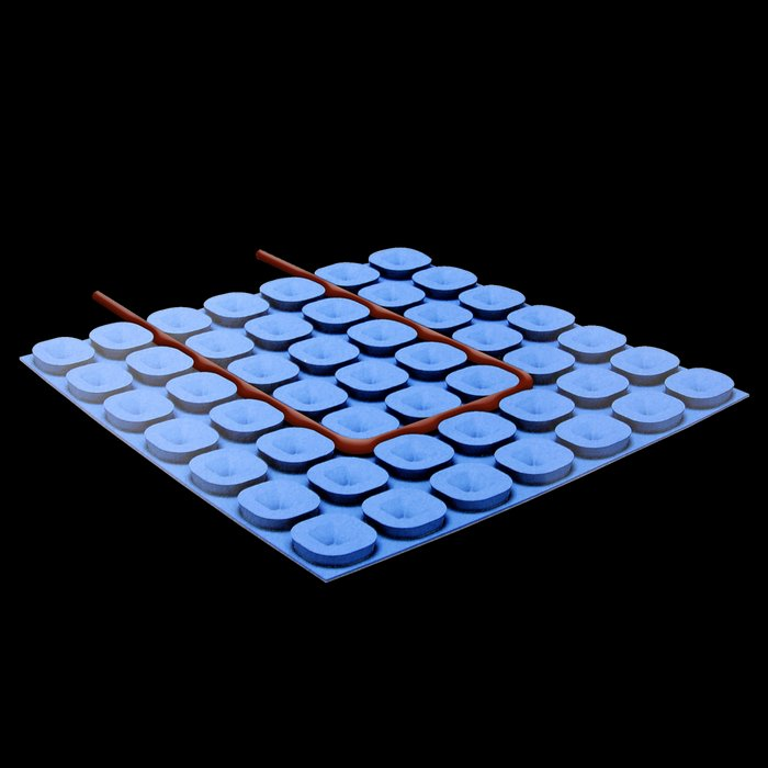 Prodeso Membrane Roll 54 sq.ft. (3.3 ft. x 16.4 ft.) TC-MEM-BL-054