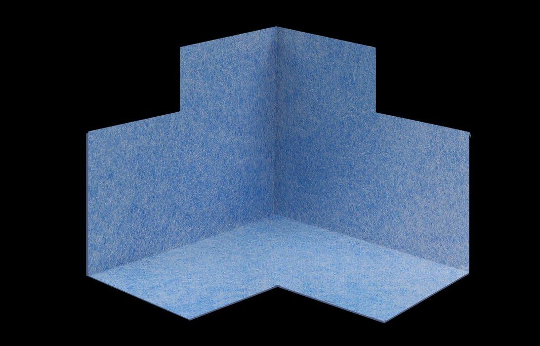 "Prodeso Preformed Inside Corner 6"" x 6"" for Membrane (Each)"