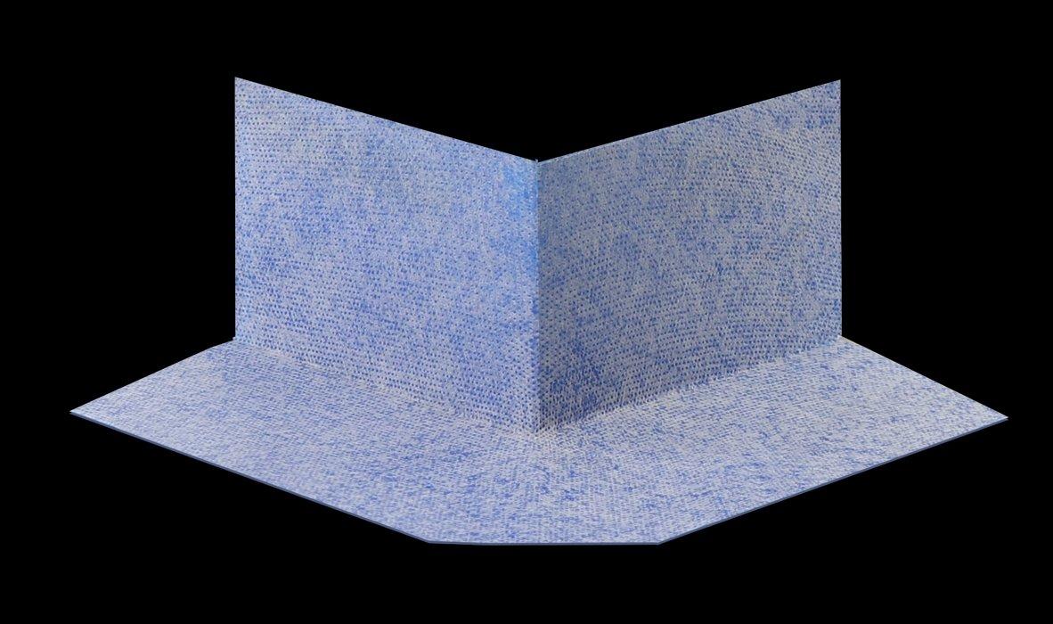 """Prodeso Preformed Outside Corner 6"""" x 6"""" for Membrane (Each)"""