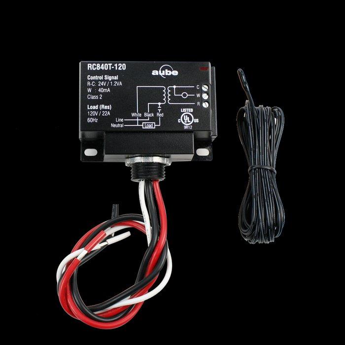 Relay with built-in transformer 120V+Floor Sensor INTEGRATION-KIT-PLUS-120V