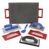Floor heating tempzone installation kits 9d00eb