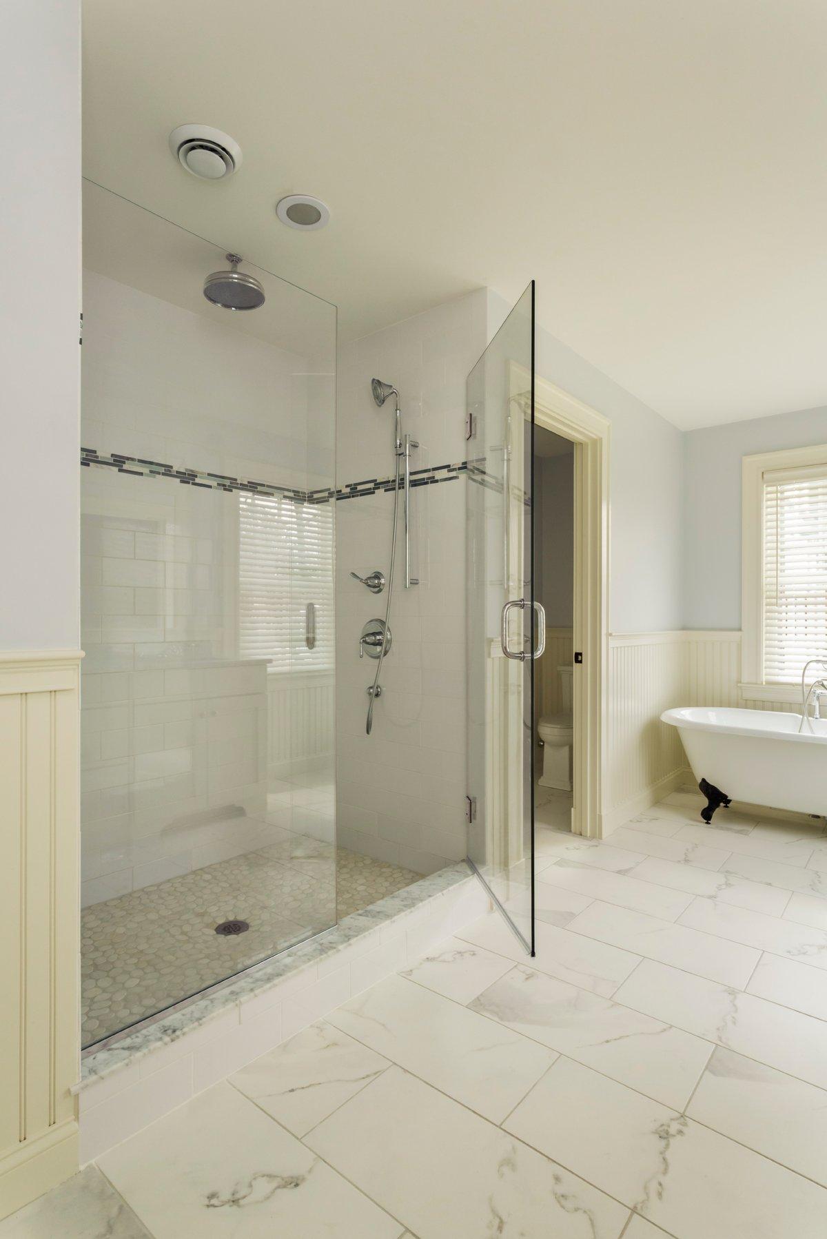 Bathroom Lifestyle Stock Photo