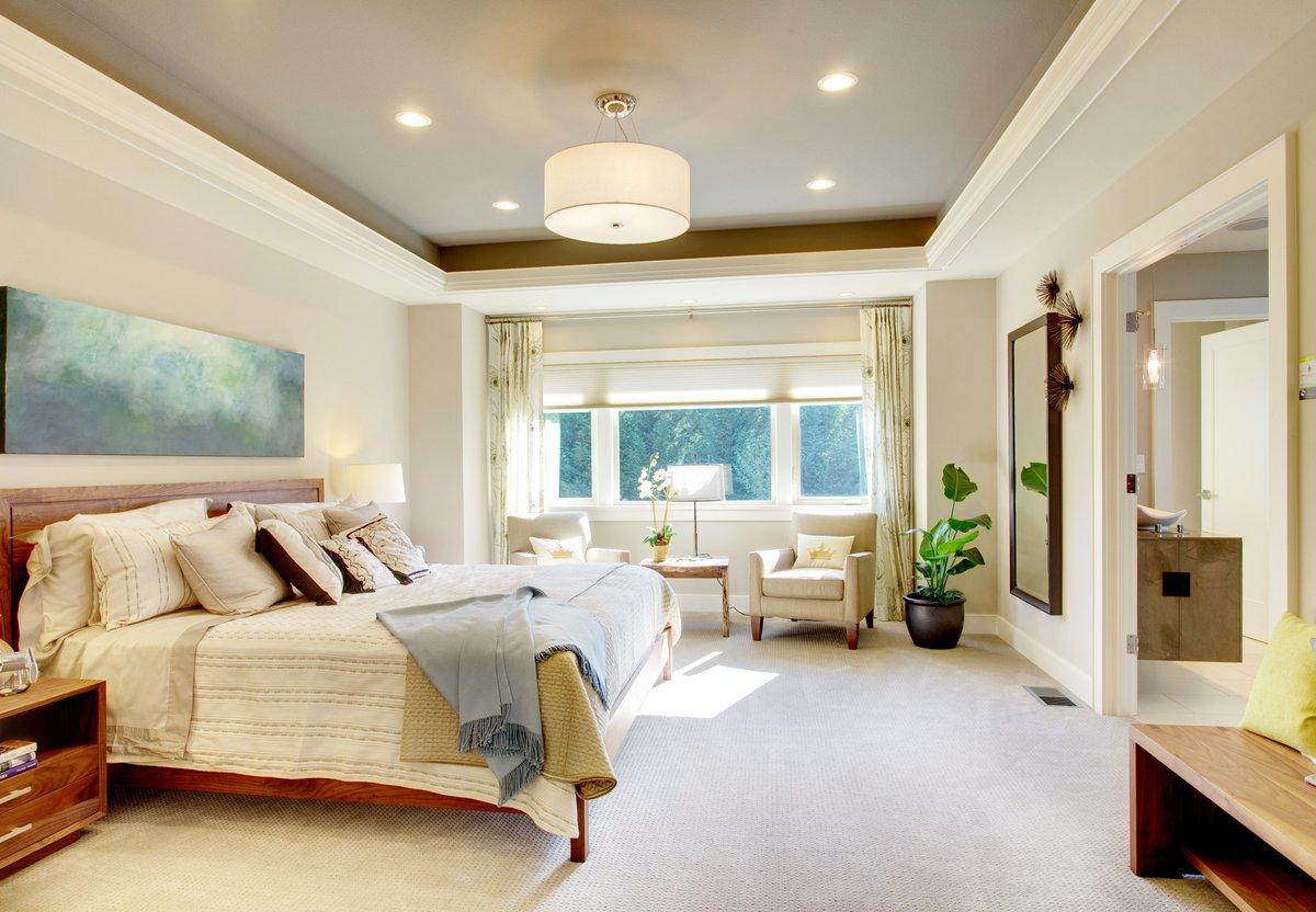 bedroom floor heating