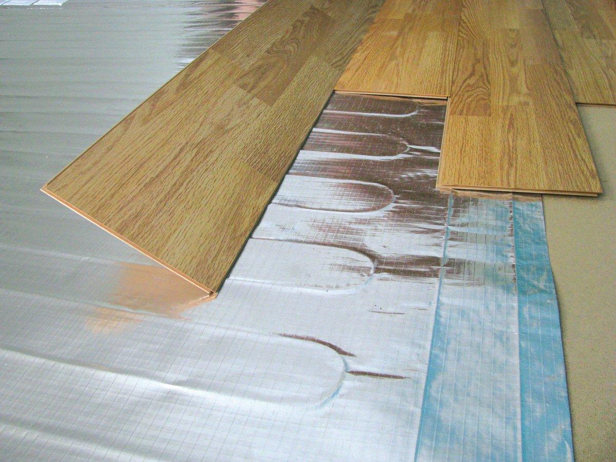 Environ Flex Roll Installation