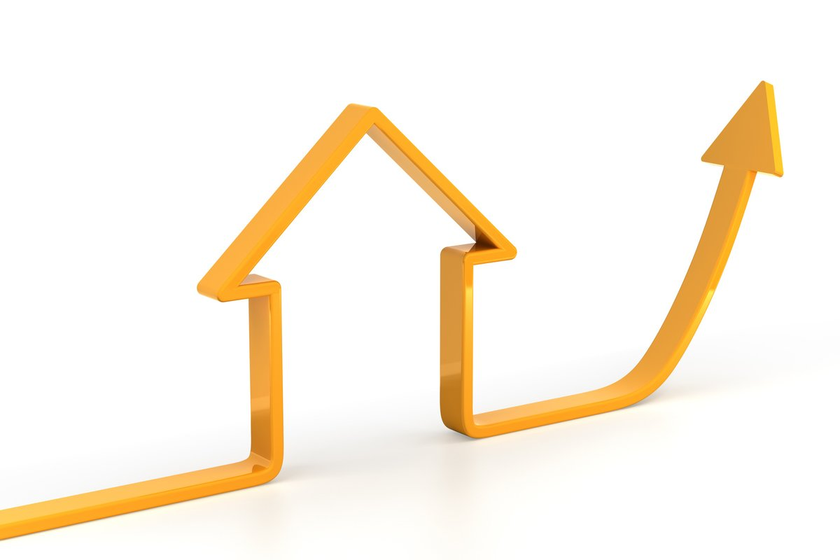 Home improvement increasing