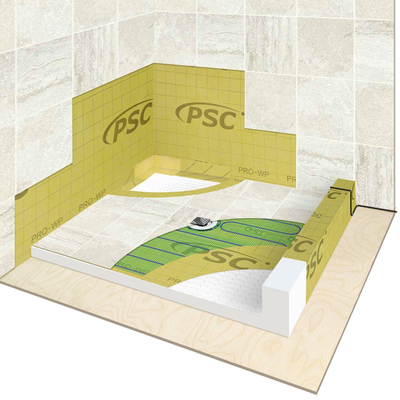 Tile Shower Kits Waterproofing