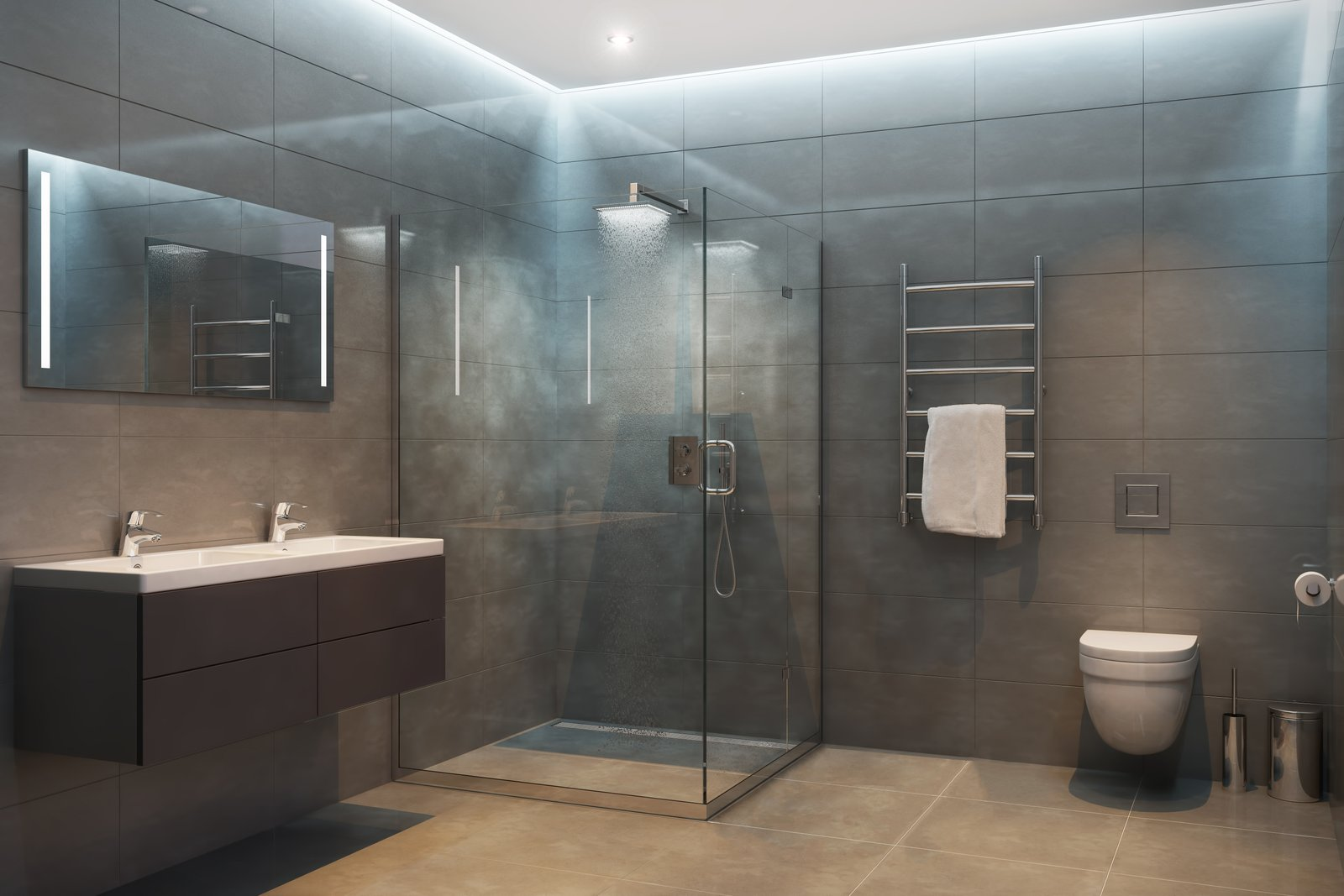 Floor Heating For Bathroom Showers Get Your Electric