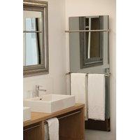 Lava Mirror Radiant Panel - Bathroom Lifestyle Image