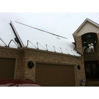 Roof and Gutter deicing