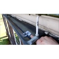 Roof and Gutter Deicing - Self Regulating