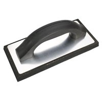 "Float Thinset - Molded Rubber  9"" X 4"" with Aluminum Backing Plate FHT-10753"