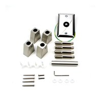 Parts Kit Assembly, Riviera, Brushed AK05-51040-0000