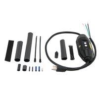Plug-In, Ground-Fault-Protected Power Connection Kit (Includes End Seal Kit JSR12) ET-PLUG-KIT