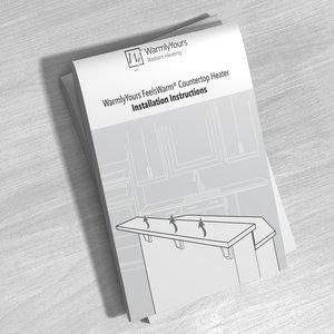 Countertop Heater Installation Manual