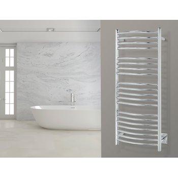Bellagio towel warmer polished lifestyle 570db8