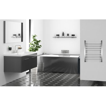 Sierra towel warmer life style without a towel 2f272a