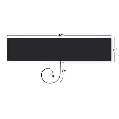 WarmlyYours FeelsWarm® Standard Countertop Heaters