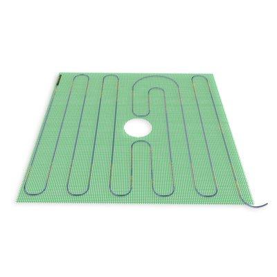 floor heating tempzone shower mat
