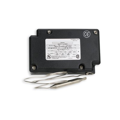 Roof and gutter deicing control air stat a53205