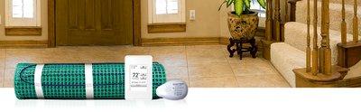 Floor Heating Flex Roll nSpire Kit Amazon Banner