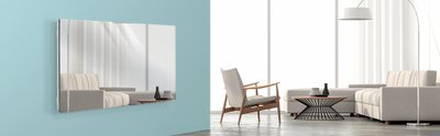 Heating Panel LAVA Glass 35x25 Amazon Banner