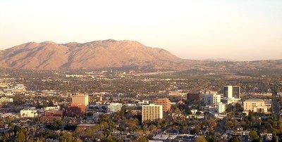 Riverside, CA Skyline