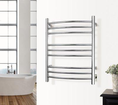 Electric towel warmer: Riviera